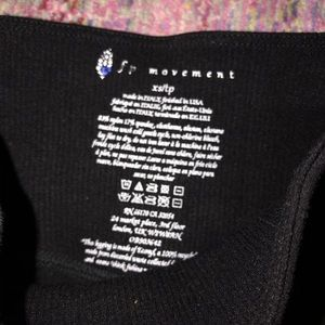 Free People Pants & Jumpsuits - Free People Movement Gone Adrift Leggings